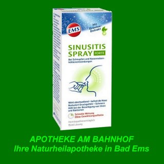 EMSER Sinusitis Spray forte 15ml