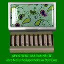 Homeopathic pocket case paisley for 9 remedies your choice